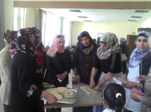 4. Diabeetikkolasten äitien ruokaoppitunti (2)